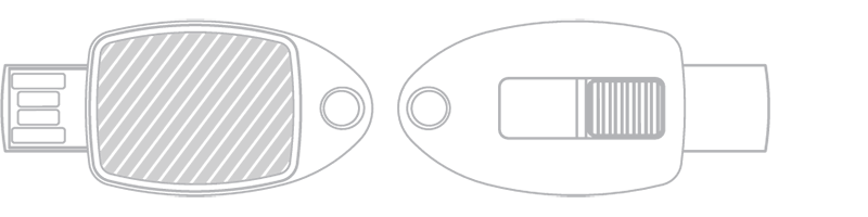 USB Stick Fotodruck
