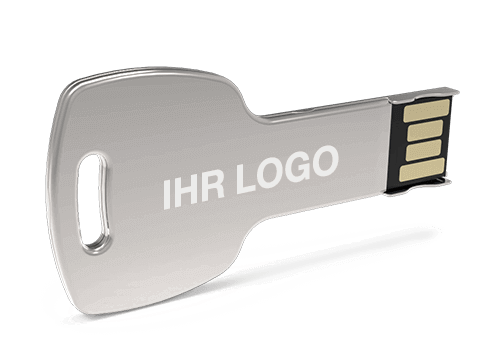 Key - USB Stick Logo