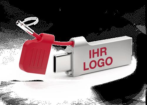 Lynx - USB Stick Logo