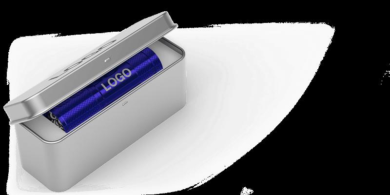 Lumi - Taschenlampe mit Logo