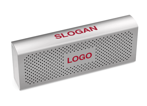 Ace - Bluetooth Lautsprecher bedruckt