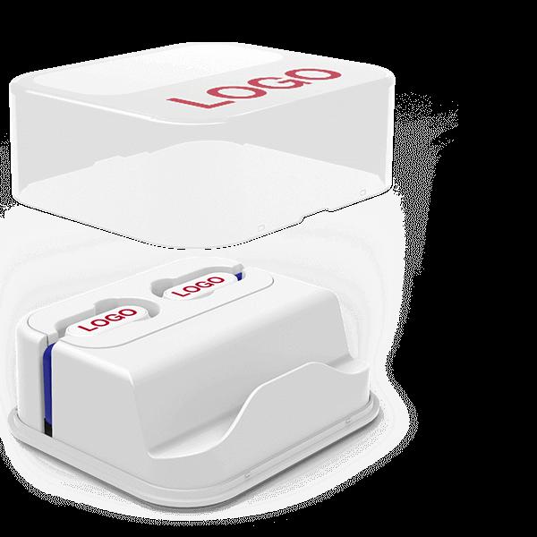 Vibe Bluetooth® - Wireless in Ear Kopfhörer Bedrucken