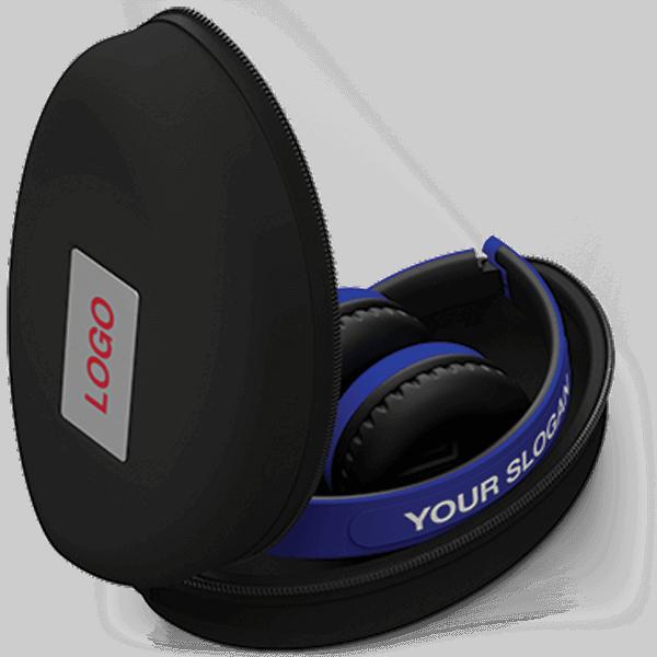 Mambo - Kopfhörer mit Logo