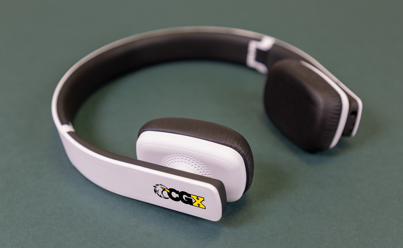 Arc - Kopfhörer mit Logo