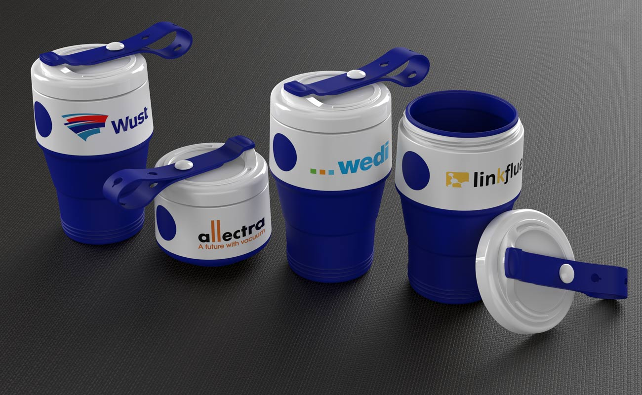Cafe - Promotional Travel Cups
