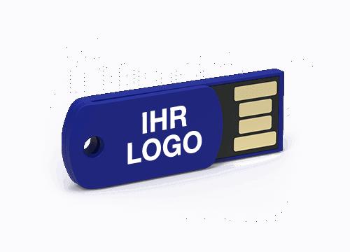Clip - USB Sticks Mit Logo