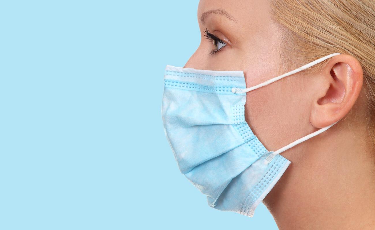 Disposable Mask - Personalisierte Gesichtsmasken