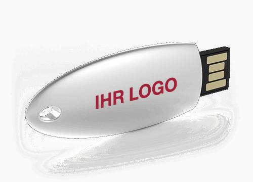 Ellipse - USB Stick Logo