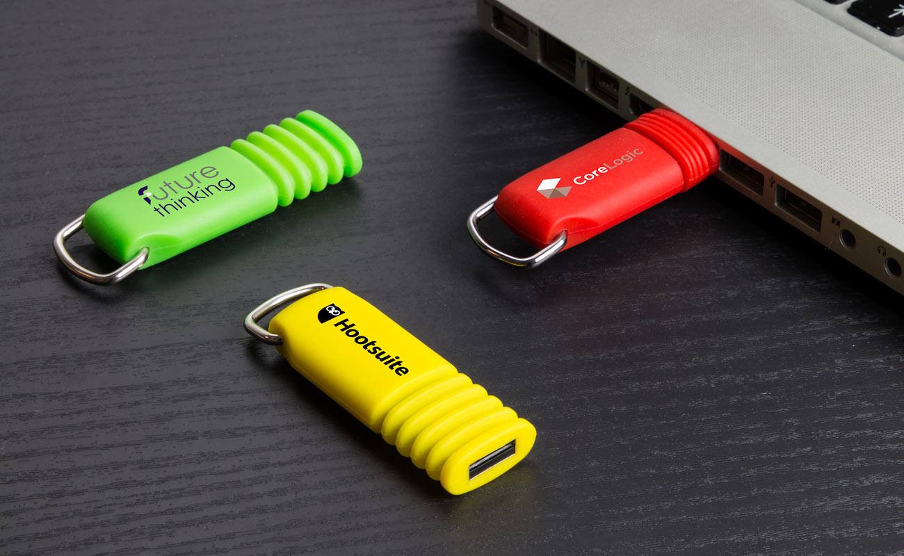 Flex - USB Stick Bedrucken