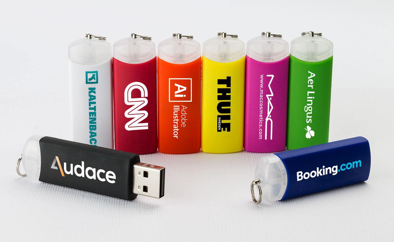 Gyro - USB Stick Bedrucken
