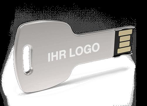 Key - USB Bedruckt