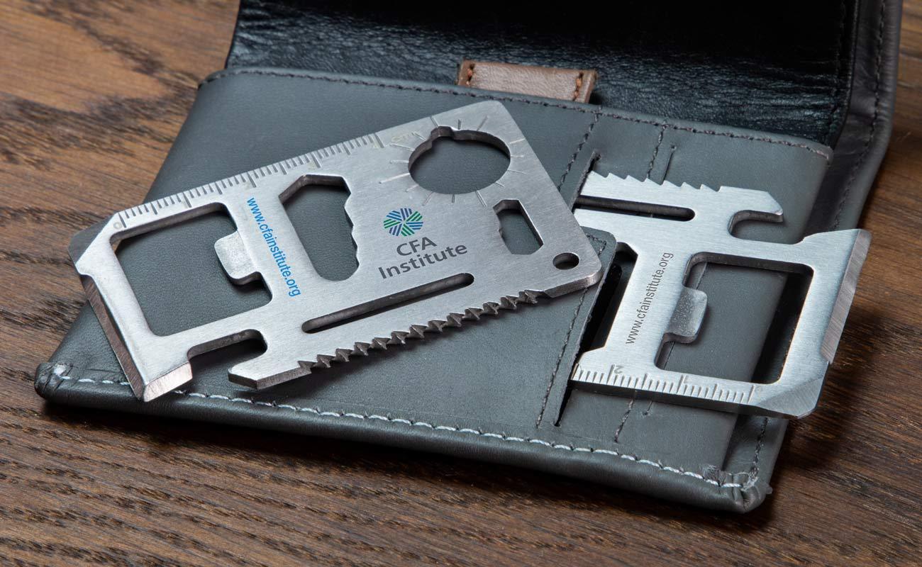 Kit - Kreditkarten-Werkzeug