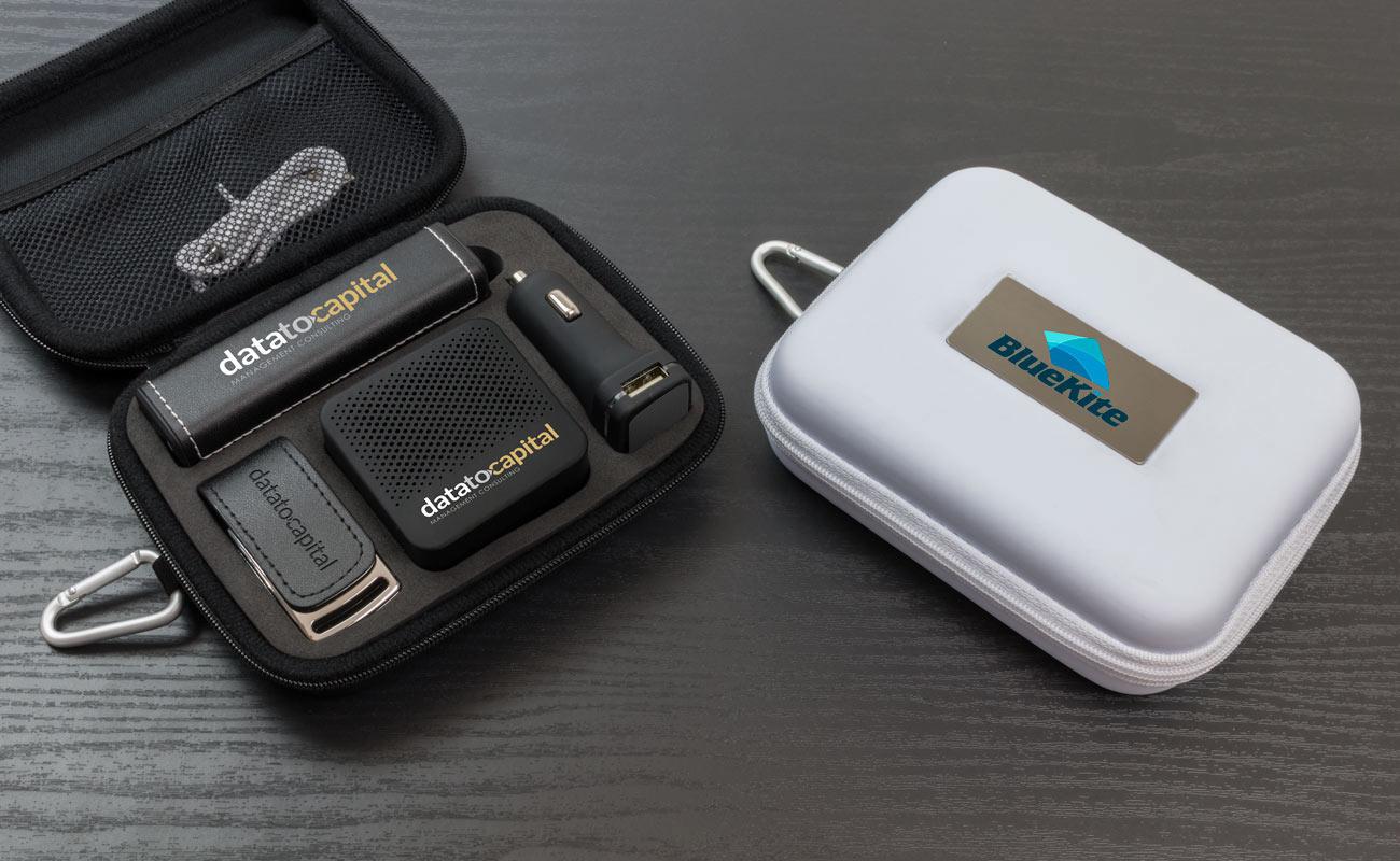 Leather L - USB Stick Bedrucken, Powerbank Mit Gravur, Custom Car Charger und Lautsprecher Hersteller