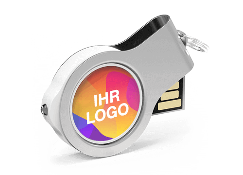 Light - USB Bedruckt