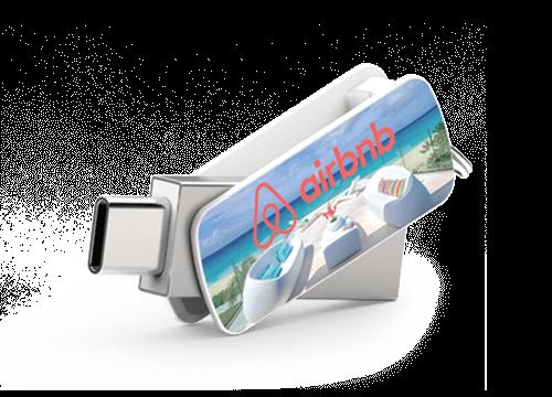 Orbit - USB Stick Logo