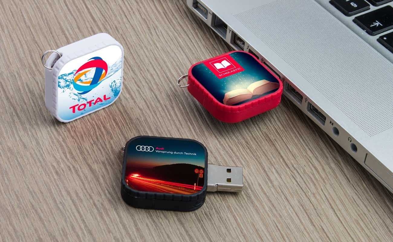 Trix - USB Stick Bedrucken