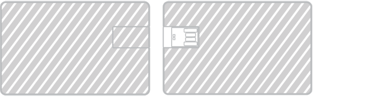 USB Karte Fotodruck