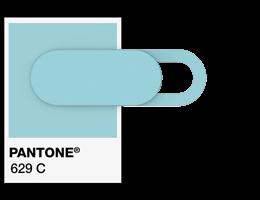 Pantone® Angaben Webcam-Abdeckung